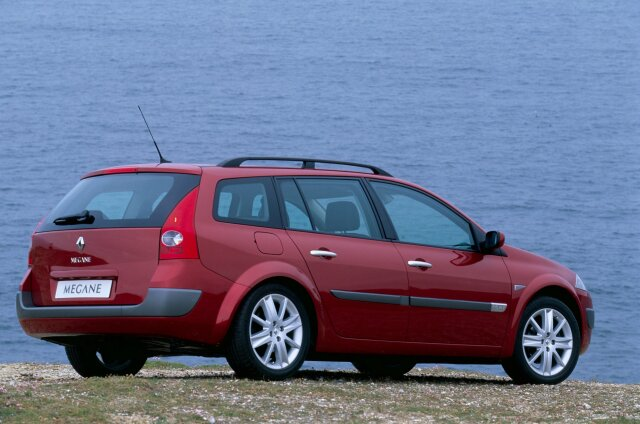 Renault Megane II Grand Tour