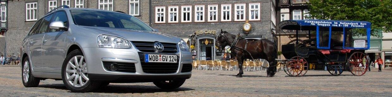 Volkswagen Golf Variant (2007 - 2013)