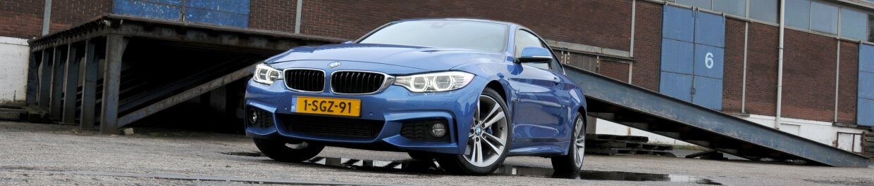 BMW 4er Reihe Coupe