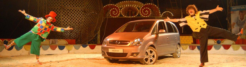 OpelMeriva (2003 - 2010)