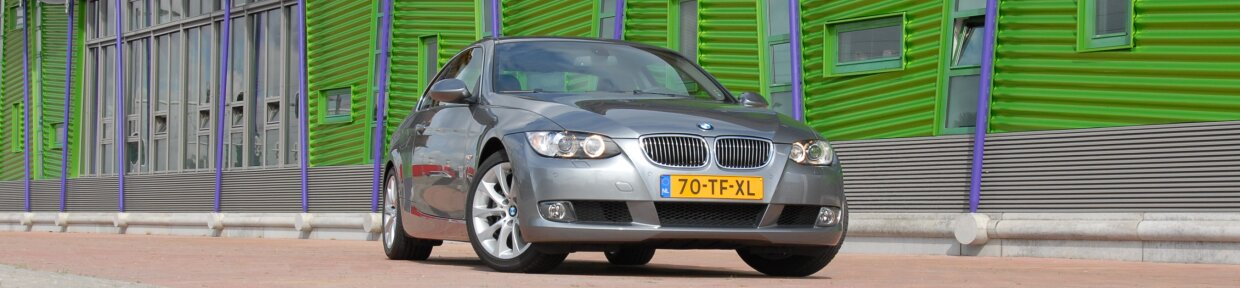 BMW 3er Reihe Coupe