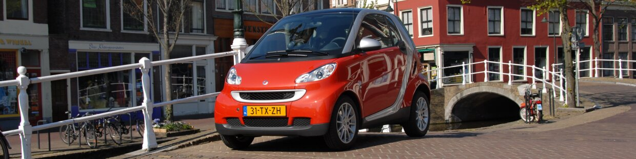 ForTwo (2007 - 2014)
