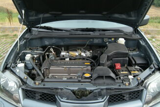 Mitsubishi Outlander Sport engine