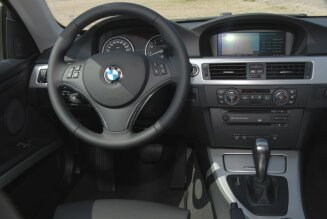 BMW 3er Reihe Coupe cabin