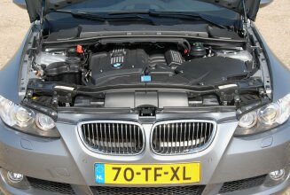 BMW 3er Reihe Coupe Motor