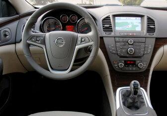 Autozine - Autotest: Opel Insignia (2008 - 2017)
