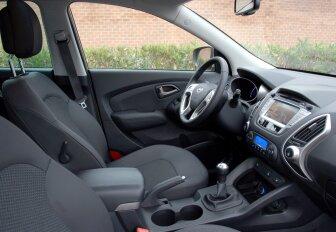 Autozine - Autotest: Hyundai ix35