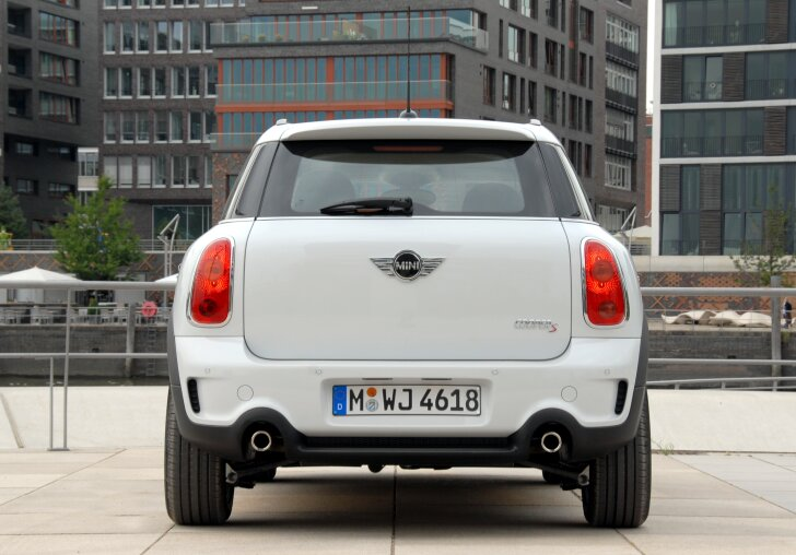 Mini Mini Countryman (2010 - 2017)