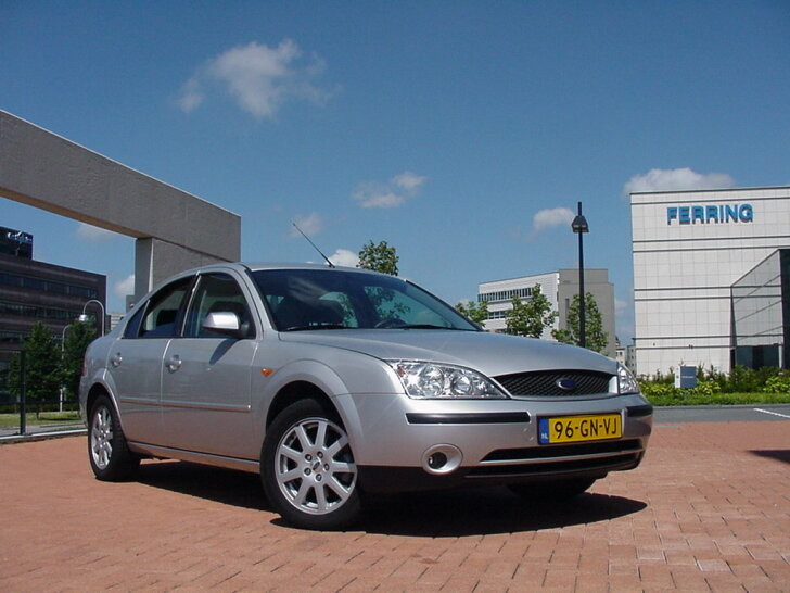 Ford Mondeo (1993 - 2007)