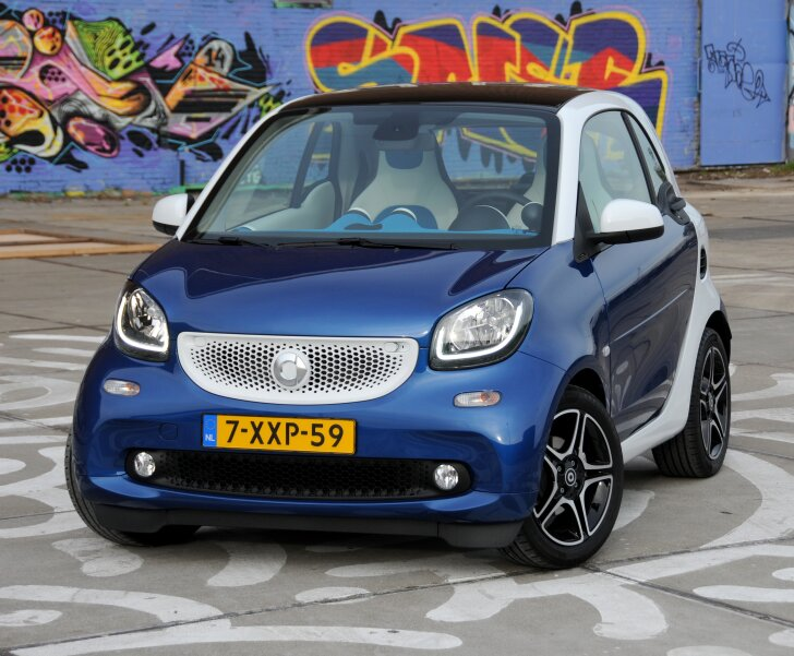autozine autotest smart fortwo. Black Bedroom Furniture Sets. Home Design Ideas