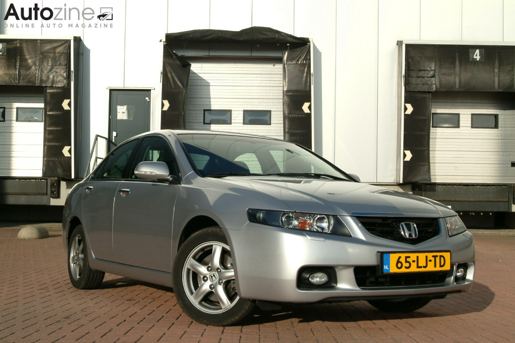 Honda Accord (2003 - 2008)