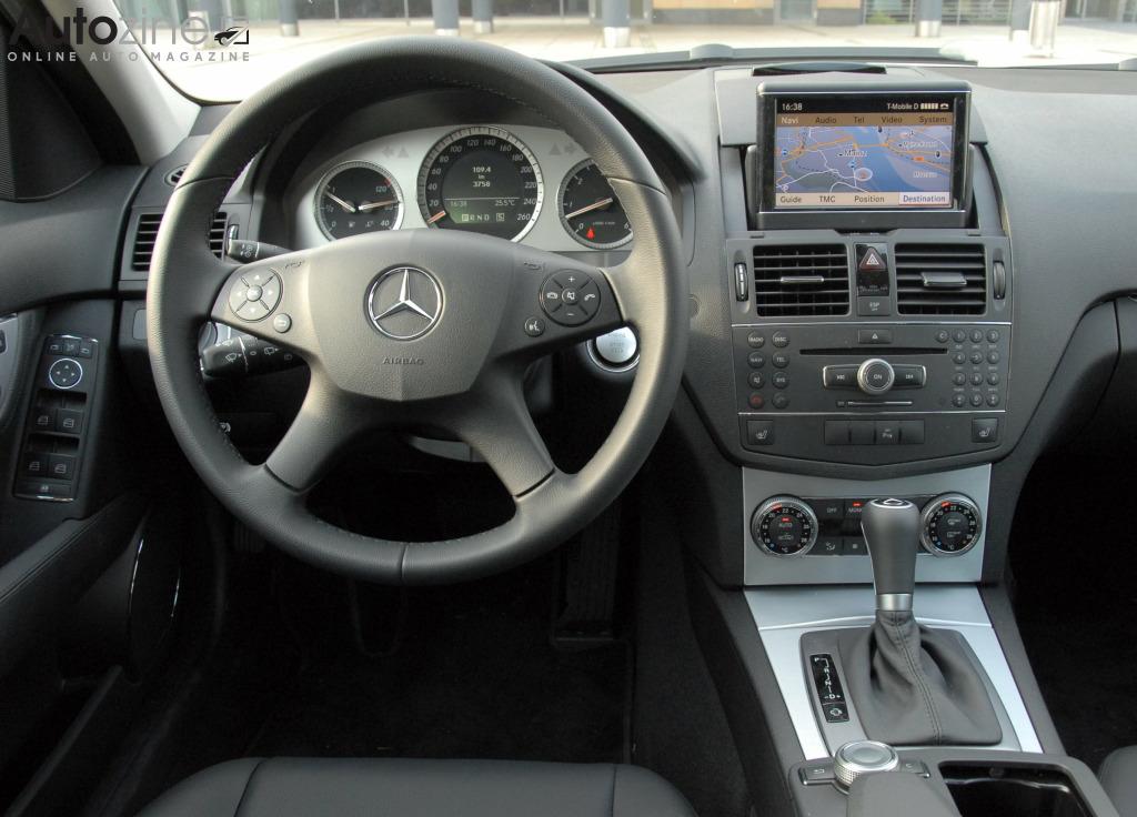 Autozine Bildergalerie Mercedes Benz C Klasse T Modell 2007