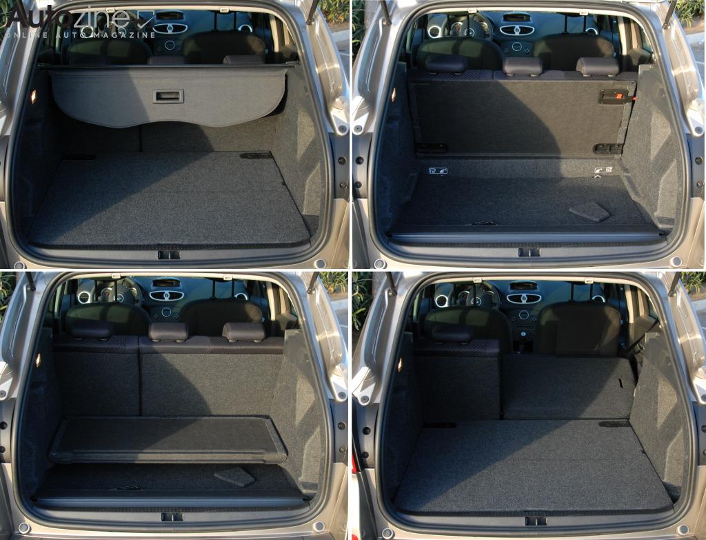 Autozine Bildergalerie Renault Clio Estate 2008 2013 7 9
