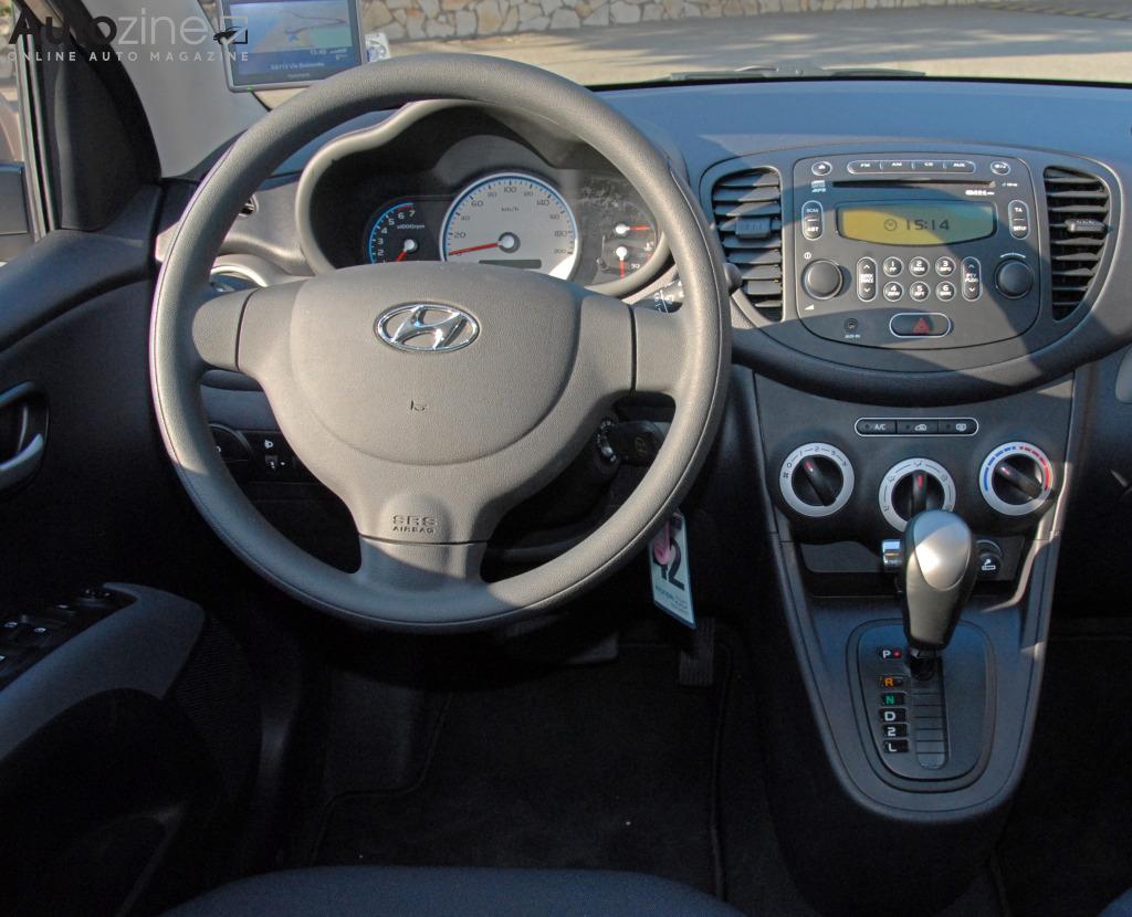 Autozine - Bildergalerie: Hyundai i10 (2008 - 2013) (9 / 10)